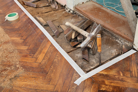 Flooring Repairs - Lake Worth, FL
